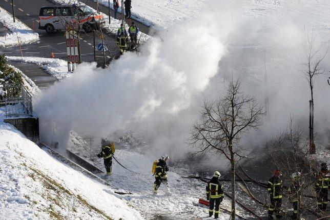 Deux prévenus suite à l'explosion d'un transformateur