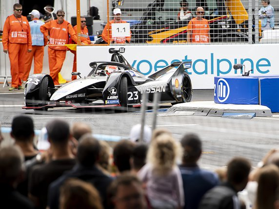 Victoire pour Jean-Eric Vergne et DS à Berne