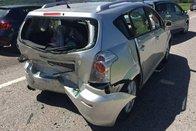 Une collision en chaîne fait quatre blessés