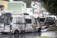 Un convoi de transfert de fonds attaqué et incendié