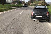 Un accident fait deux blessés à Gruyères