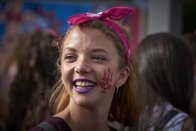 Plus de 12'000 «grévistes» ont défilé à Fribourg