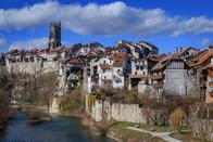 Le Conseil communal de Fribourg soutient la réforme fiscale