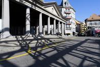 Place du Marché à Vevey: le projet de parking souterrain enterré