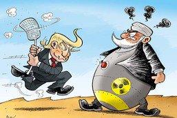 Tensions avec l'Iran: les Etats-Unis cherchent la petite bête
