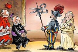 Le pape renforce les procédures contre les abus sexuels dans l'Eglise
