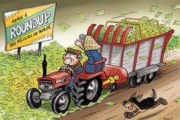 Monsanto condamné à payer 2 milliards de dollars à un couple de paysans