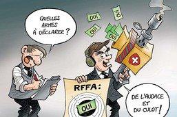 Votations: Oui à la réforme fiscale / financement de l'AVS (RFFA)