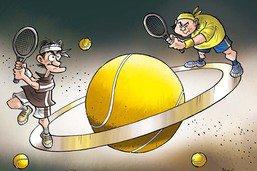 Federer et Nadal, extraterrestres du tennis