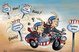 Deuxième mandat: Trump veut continuer son gymkhana présidentiel