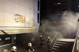 Quarante personnes évacuées après un incendie à Fribourg