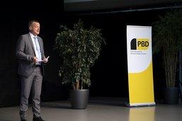 Le PBD se profile comme «le juste milieu» pour les fédérales