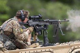 Hausse des dépenses militaires américaines, une première en 7 ans