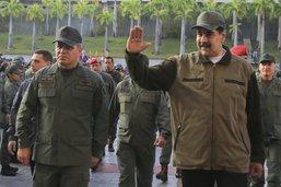 Maduro soumet ses généraux au détecteur de mensonges, accuse Guaido