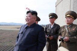 Pyongyang dit avoir testé des lance-roquettes à longue portée