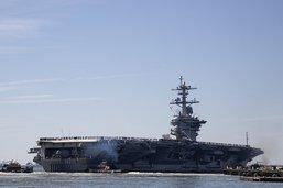 Moyen-Orient: Washington envoie un porte-avions et des bombardiers