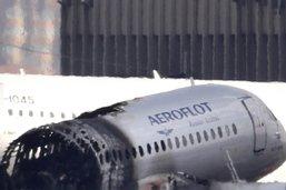 Accident d'avion à Moscou: erreurs de pilotage suspectées