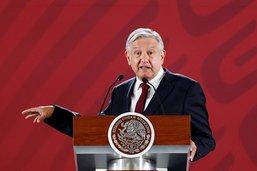 Le président mexicain veut plutôt une coopération économique