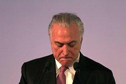 La justice ordonne la réincarcération de l'ex-président Temer