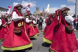 Belle affluence au Carnaval de Lausanne malgré la météo