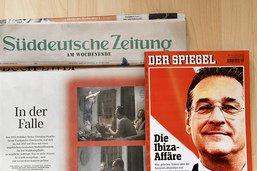 Le chef de l'extrême-droite autrichienne compromis par une caméra cachée