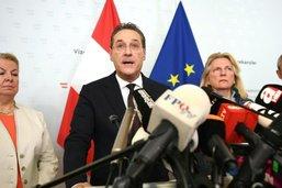Le vice-chancelier autrichien démissionne après une tentative de compromission
