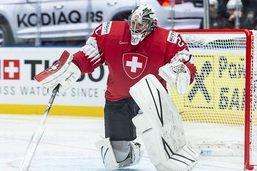 La Suisse encore battue par la Suède