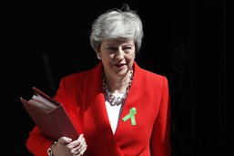 "Brexit: Theresa May va faire une ""offre audacieuse"""