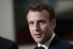 """Macron remonte au front pour ne pas laisser """"se disloquer l'Europe"""""""