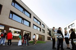 29 millions pour agrandir le Gymnase intercantonal de la Broye