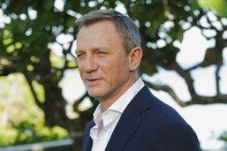 Daniel Craig se blesse sur le plateau du nouveau James Bond