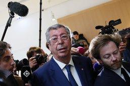 """Accusé de blanchiment, Balkany met en cause """"l'esprit suisse"""""""