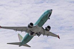 Les régulateurs aériens se quittent sans date de retour du 737 MAX