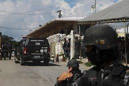 Violences dans quatre prisons au Brésil: 42 détenus tués
