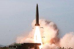 Armes: Pyongyang viole les résolutions de l'ONU, assure Washington