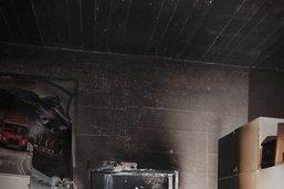 Début d'incendie dans un immeuble en ville de Fribourg
