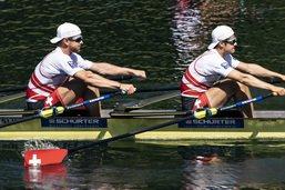 Championnat d'Europe: trois médailles pour les Suisses
