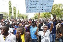 Ultimatum des organisateurs de la manifestation anti-Weah