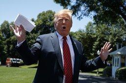 Trump dévoile à son insu une partie de l'accord avec Mexico