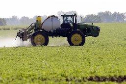 Le quart des pesticides utilisés aux Etats-Unis interdits en Europe