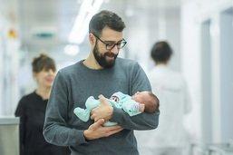 Oui du Conseil des Etats à deux semaines de congé pour les pères