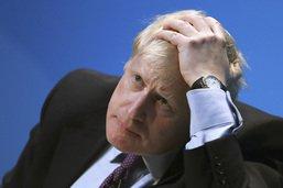 Course à Downing Street: Boris Johnson sous pression