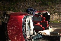 Un jeune conducteur blessé aux Sciernes-d'Albeuve