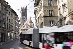 La Ville de Fribourg veut améliorer la sécurité des cyclistes