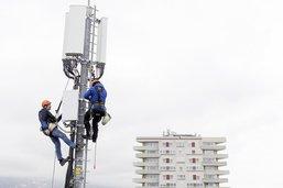 Permis nécessaire pour les antennes 5G