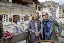 Rencontre avec les soeurs Reymond, anciennes championnes de ski