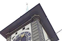 Berne, la capitale qui fait du bruit