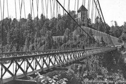 Il y a 100 ans, le pont s'effondrait