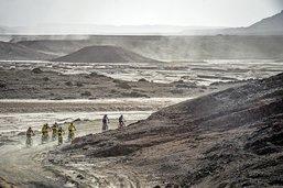 Les dunes de l'enfer