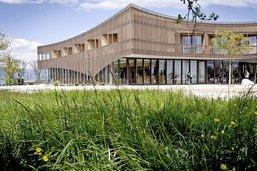 L'extension du centre de santé inaugurée à Estavayer